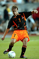Fotball<br /> Foto: Digitalsport<br /> <br /> Andy van der Meyde - Nederland