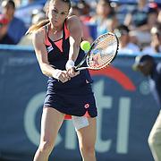 Washington DC - August 3rd, 2013 - Magdaléna Rybáriková at the 2013 CitiOpen Tennis Tournament in Washington, D.C.