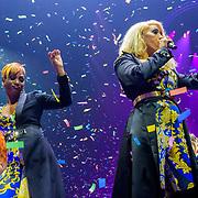 NLD/Amsterdam/20190215 - Ladies of Soul 2019, Glennis Grace en Edsilia Rombley