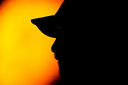 Liverpool manager Jurgen Klopp silhouetted by a flame - Mandatory by-line: Robbie Stephenson/JMP - 07/01/2019 - FOOTBALL - Molineux - Wolverhampton, England - Wolverhampton Wanderers v Liverpool - Emirates FA Cup third round proper