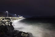 Evening mood at the harbour | Kveldstemning på havnen