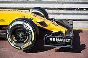 May 25-29, 2016: Monaco Grand Prix. Jolyon Palmer (GBR), Renault