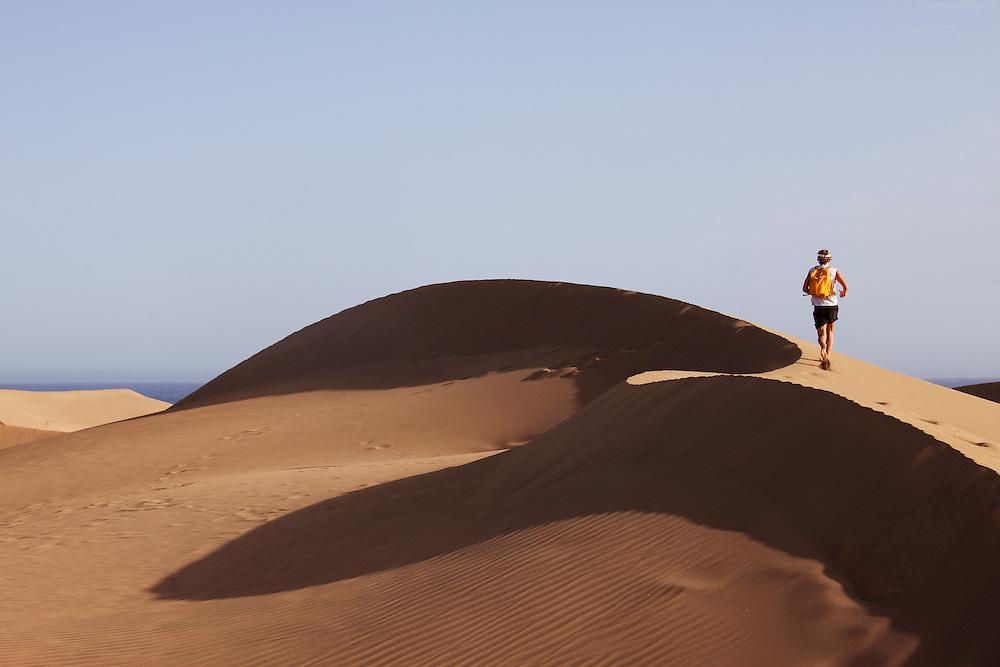 Desert Running Gran Canaria, Spain, Marathon du Sable, training,