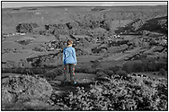 DAY TRIPPER - Danby Dale North Yorks Moors  photographed by Paul Williams