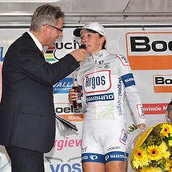 Boels Rental Ladiestour 2013 Papendrecht Elke Gebhart