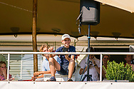 21-07-2018 Pictures of the final day of the Zwitserleven Dutch Junior Open at the Toxandria Golf Club in The Netherlands.21-07-2018 Pictures of the final day of the Zwitserleven Dutch Junior Open at the Toxandria Golf Club in The Netherlands.  Caddie of SOHIER, Anouk (NL), Wes