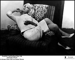 July 31, 2017 - France - Prod DB © Sud Pacifique Films / DR.BAIE DES ANGES (BAIE DES ANGES) de Jacques Demy 1963 FRA.avec Jeanne Moreau.réveuse (Credit Image: © Visual via ZUMA Press)