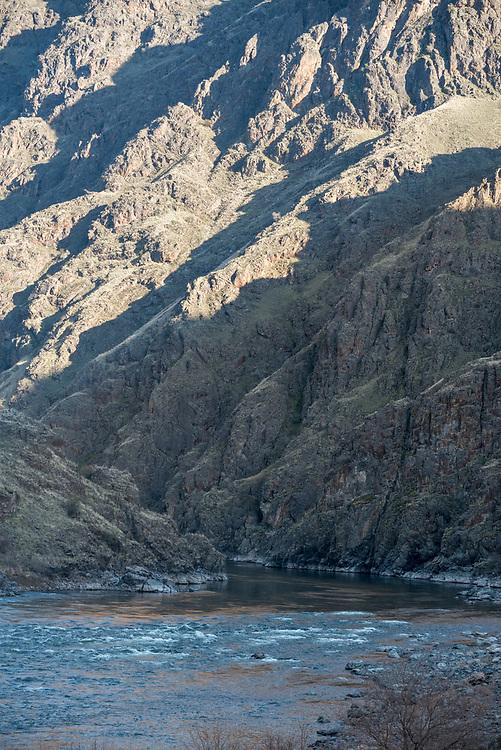 Snake River in Hells Canyon, Oregon/Idaho.
