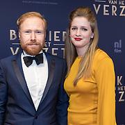 NLD/Amsterdam/20180305 - Première Bankier van het Verzet, Jochem Haaf en partner