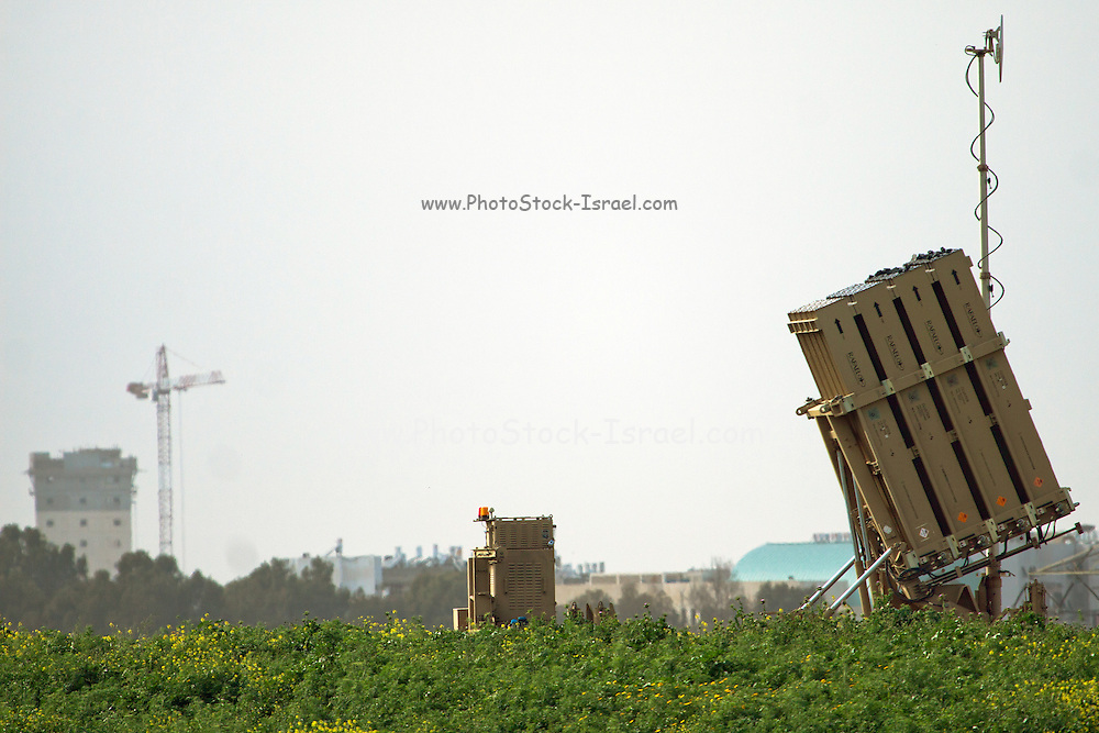 Iron Dome (Hebrew: Kipat Barzel) is a mobile air defense system developed by Rafael Advanced Defense Systems designed to intercept short-range rockets and artillery shells. This system was used extensively during the outburst of hostilities on the Gaza border in March 2012
