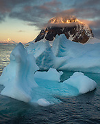 Icebergs, Port Charcot, Booth Island