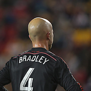 Michael Bradley, Toronto FC, in action during the New York Red Bulls Vs Toronto FC, Major League Soccer regular season match at Red Bull Arena, Harrison, New Jersey. USA. 11th October 2014. Photo Tim Clayton
