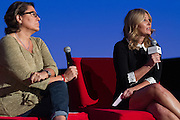 Laura Kennedy, and Deborah Snyder, Producer and Co-President, Cruel and Unusual Films