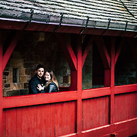 Laura and Tim - Castell Coch