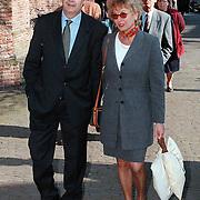 Mattheus Passion 1999, Lisette Hordijk met waarschijnlijk Kees Giebels