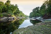 White Springs.Suwannee River.Stephen Foster State Park.Florida