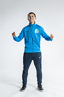 **EXCLUSIVE**Portrait of Chinese soccer player Chen Zhizhao of Guangzhou R&F F.C. for the 2018 Chinese Football Association Super League, in Guangzhou city, south China's Guangdong province, 23 February 2018.