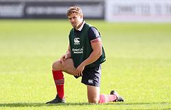 British & Irish Lions Leigh Halfpenny during the training session at the QBE Stadium, Auckland.