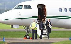 Celtic Directors arrive for Old Firm derby game   Glasgow   10 September 2016