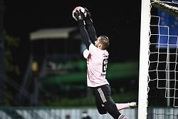 Matko Obradovic of NS Mura during football match between NS Mura and Olimpija in 8th Round of Prva liga Telemach 2021/22, on 11 of September, 2021 in Fazanerija, Murska Sobota, Slovenia. Photo by Blaž Weindorfer / Sportida