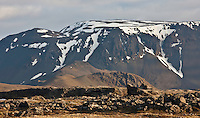 Burfell; Burfellshraun; Iceland; Thingeyjarsyslur