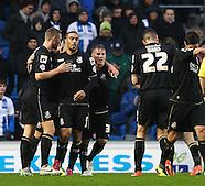 Brighton and Hove Albion v Bournemouth 010114