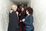 JOANNA LUMLEY; JUDITH OWEN; RUBY WAX, Press night for Ruby Wax- Losing it. Duchess theatre. London. 1 September 2011. <br /> <br />  , -DO NOT ARCHIVE-© Copyright Photograph by Dafydd Jones. 248 Clapham Rd. London SW9 0PZ. Tel 0207 820 0771. www.dafjones.com.