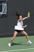 2010 FAU Women's Tennis @ Miami