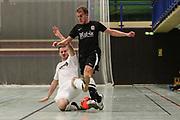 Futsal: Deutsche Meisterschaft 2016, Hamburg Panthers - FSG Schmelz-Limbach 15:1, Hamburg, 12.03.2016<br /> <br /> © Torsten Helmke