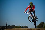 #20 (AGUILUZ Andre Fossa) NOR at the 2012 UCI BMX Supercross World Cup in Abbotsford, Canada