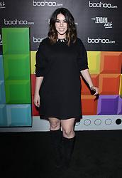 boohoo Hosts 'The Zendaya Edit' Block Party. 21 Mar 2018 Pictured: Jillian Rose Reed. Photo credit: Jaxon / MEGA TheMegaAgency.com +1 888 505 6342