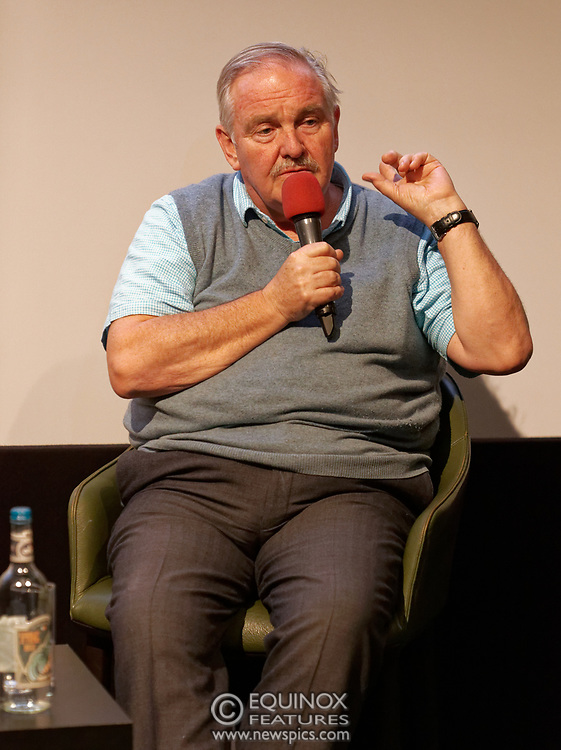 London, United Kingdom - 26 February 2019<br /> DrugScience founder chair, Professor David Nutt, at the screening of film, Magic Medicine at the Regent Street Cinema, Marylebone, London, England, UK. The film follows volunteers receiving experimental treatment with psilocybin, the active ingredient in magic mushrooms, to see if it can help treat long-term depression. DrugScience is a charity researching the medical uses of psychoactive drugs. The film was followed by a Q&A with Professor David Nutt founding chair of DrugScience and Head of the Neuropsychopharmacology Unit in the Centre for Academic Psychiatry in the Division of Brain Sciences, Dept of Medicine, Hammersmith Hospital, Imperial College London. Professor Nutt was formerly chair of the Advisory Council on the Misuse of Drugs.<br /> (photo by: EQUINOXFEATURES.COM)<br /> Picture Data:<br /> Photographer: Equinox Features<br /> Copyright: ©2019 Equinox Licensing Ltd. +448700 780000<br /> Contact: Equinox Features<br /> Date Taken: 20190226<br /> Time Taken: 21071683<br /> www.newspics.com