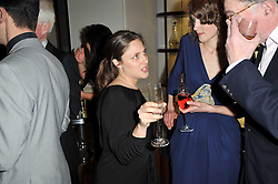 Jesse Eisenberg's girlfriend ANNAat the BAFTA Nominees party 2011 held at Asprey, 167 New Bond Street, London on 12th February 2011.