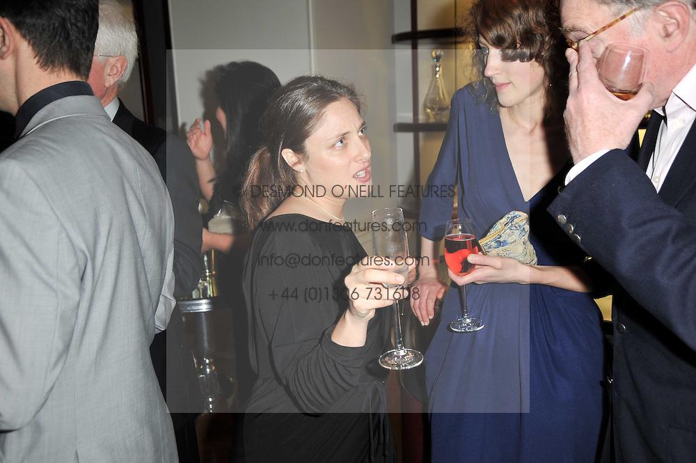 Jesse Eisenberg's girlfriend ANNAat the BAFTA Nominees party 2011 held at Asprey, 167 New Bond Street, London on 12th February 2011.