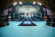 The main stage during the BetVictor World Matchplay Darts 2018 sem final at Winter Gardens, Blackpool, United Kingdom on 28 July 2018. Picture by Shane Healey.