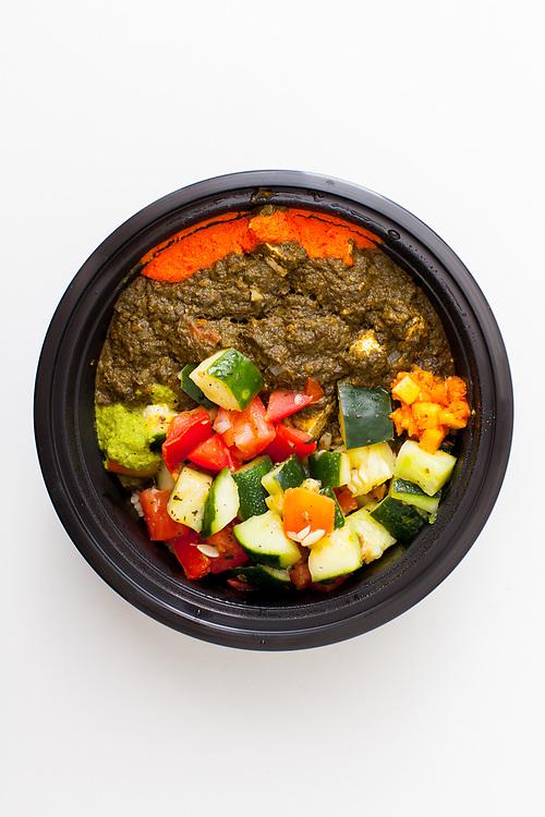 Green Palak Bowl from Bombay Sandwich Co. ($6.96) - MealPal