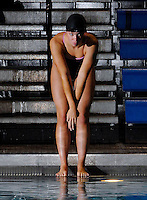 McLean native, Kate Ziegler, will be swimming in her first Summer Olympics in Beijing, China.
