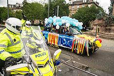 Annual Taxi Drivers Charity Trip | Edinburgh | 13 June 2017
