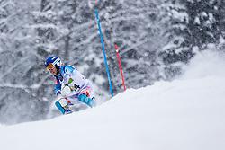 France Martin of Slovakia during Slalom race at 2019 World Para Alpine Skiing Championship, on January 23, 2019 in Kranjska Gora, Slovenia. Photo by Matic Ritonja / Sportida