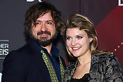 Lara Mandoki und Daniel Christensen anlässlich der Verleihung des Bayerischeren Filmpreises 2019