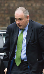 Downing Street, London, February 11th 2016. Deputy Chairman of the Conservative Party Robert Halfon attends the weekly cabinet meeting. <br /> ©Paul Davey<br /> FOR LICENCING CONTACT: Paul Davey +44 (0) 7966 016 296 paul@pauldaveycreative.co.uk
