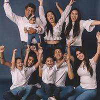 Familia Mendoza Sesión Familiar