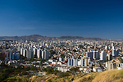 Belo Horizonte _ MG, Brasil..Vista panoramica de Belo Horizonte...The panoramic view of Belo Horizonte...Foto: JOAO MARCOS ROSA / NITRO
