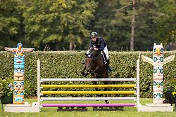 """Van Raemdonck Kobe, BEL, Queen """"D"""" van Prinsenhof's<br /> Nationaal Kampioenschap LRV Ponies <br /> Lummen 2020<br /> © Hippo Foto - Dirk Caremans<br /> 27/09/2020"""