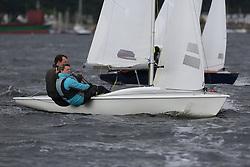 Marine Blast Regatta 2013 - Holy Loch SC<br /> <br /> Flying Fifteen, 3632, Exodus, Dan Challis, Modern <br /> <br /> Credit: Marc Turner / PFM Pictures