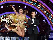 Strictly Come Dancing Tour Birmingham Arena<br />Joe McFadden and Katya Jones