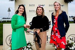 Best groomed race 6 - Mandatory by-line: Robbie Stephenson/JMP - 27/08/2019 - PR - Bath Racecourse - Bath, England - Race Meeting at Bath Racecourse