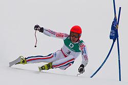 18.02.2011, Kandahar, Garmisch Partenkirchen, GER, FIS Alpin Ski WM 2011, GAP, Herren, Riesenslalom, im Bild Cyprien Richard (FRA) // Cyprien Richard (FRA) during men's Giant Slalom Fis Alpine Ski World Championships in Garmisch Partenkirchen, Germany on 18/2/2011. EXPA Pictures © 2011, PhotoCredit: EXPA/ M. Gunn
