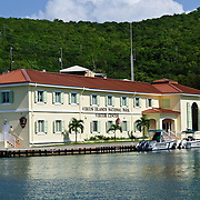 Virgin Islands National Park Visitor Center building
