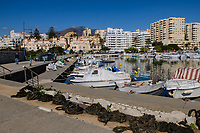 Estepona, Malaga Province, Spain, Espana, port, harbour, January, 2018, 201801164186<br />